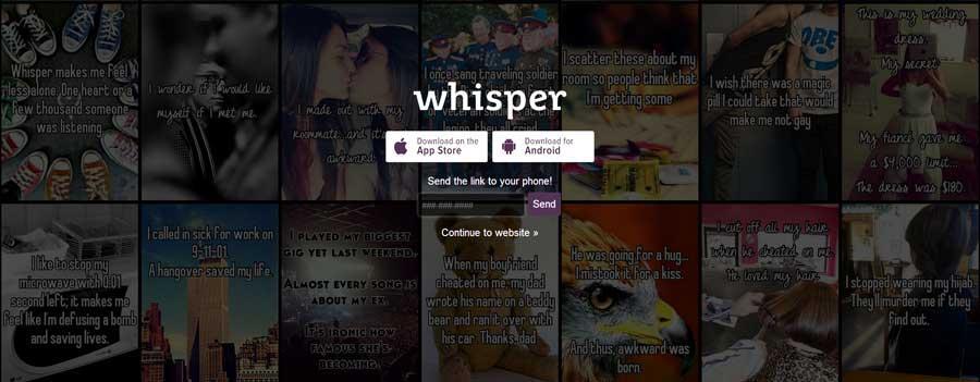 Brands should whisper more