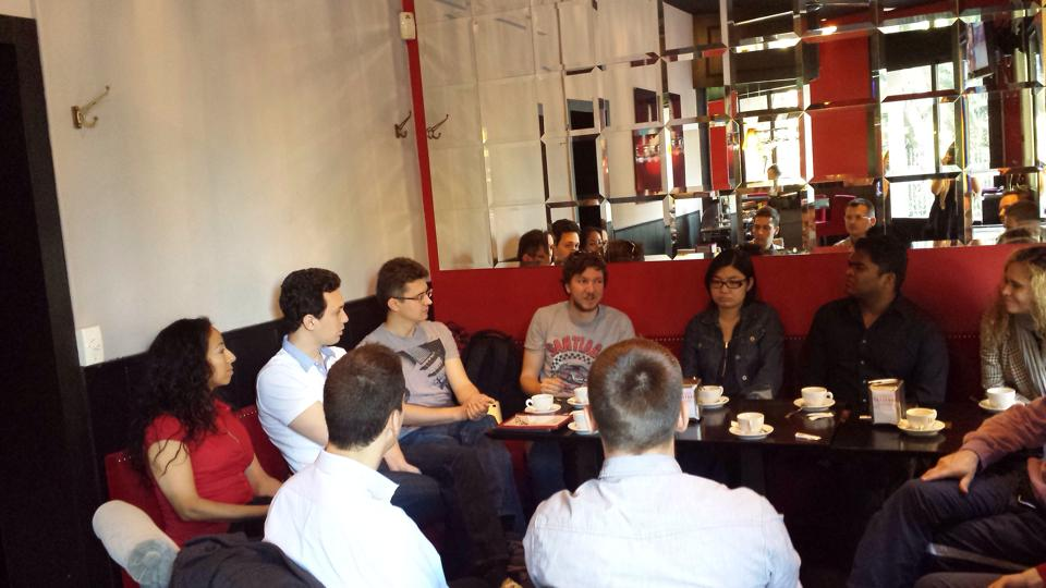 Startup Sunday in Barcelona with Jeff Robinson