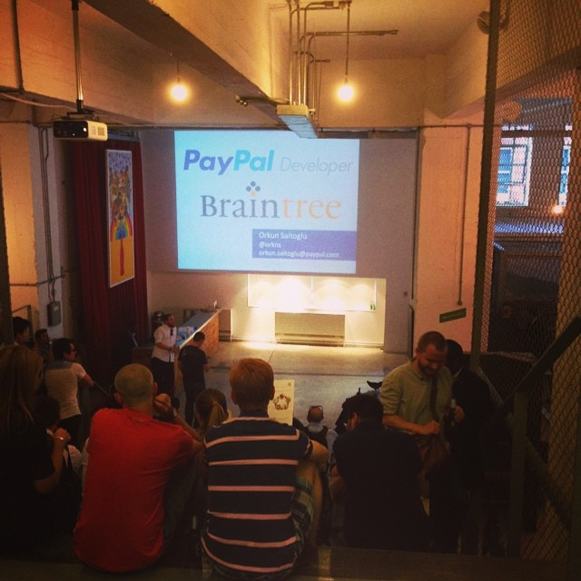 Digital emotions processing & a new start-up program by Paypal